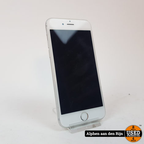 Apple iPhone 6s 64gb silver 88%