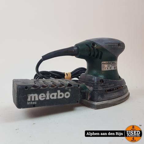 Metabo FMS 200 intec schuurmachine