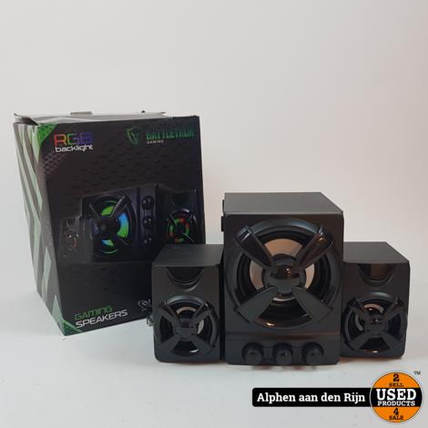 Battletron speakerset