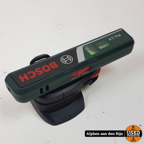 Bosch PLL 1 P afstandslaser