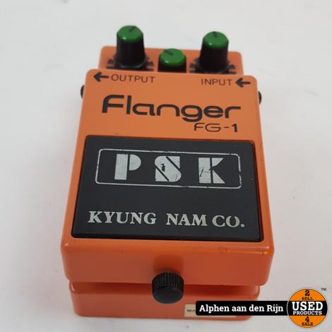 Flanger PSK FG-1 Gitaar Pedaal