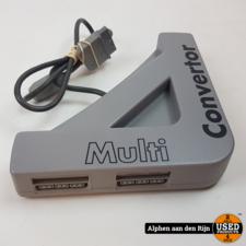 Multi converter grijs