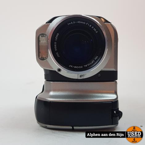 JVC gz-mc200e camera