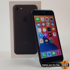 Apple iPhone 7 32gb zwart82%