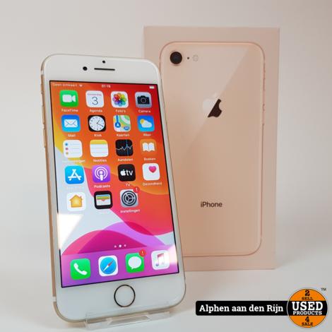 Apple iPhone 7 32gb gold + doos