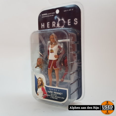 Heroes Series 1 Claire bennet pop