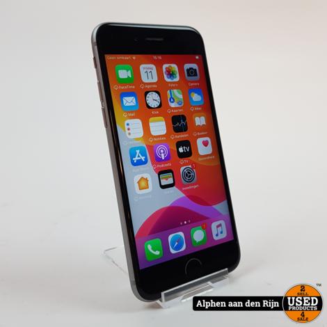 Apple iPhone 6s 16gb space grey 77%
