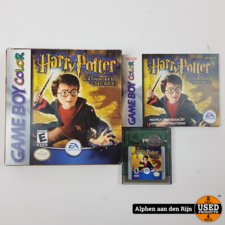 Harry potter en de geheime kamer Gameboy Color