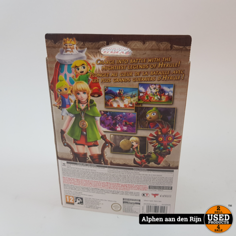 Hyrule Warriors Legends  limited edition NIEUW