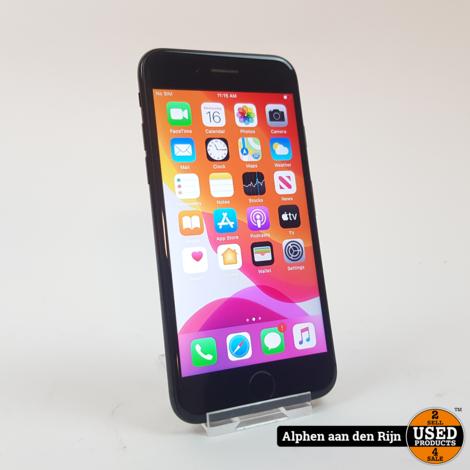 Apple iPhone 7 128gb zwart || in nette staat!