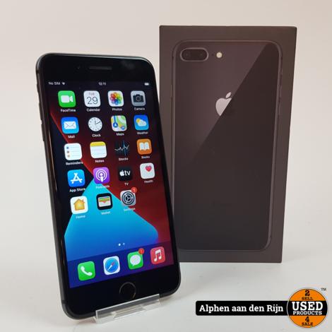 Apple iPhone 8 plus 64gb 85%