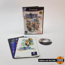 Final Fantasy Crystal Chronicles Gamecube
