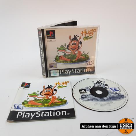 Hugo Frog fighter ps1