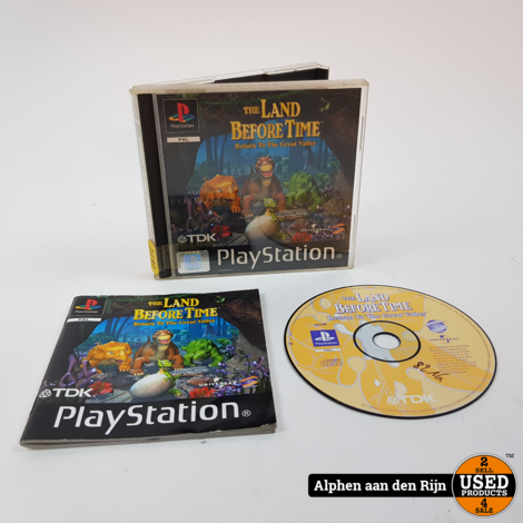 Land before time ps1