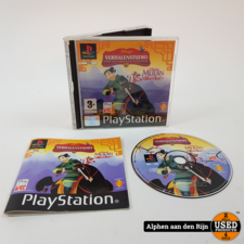 Mulan Playstation 1