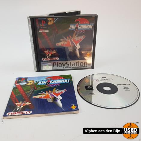 Air combat Playstation 1