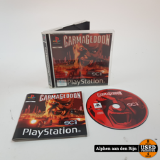 Carmageddon Playstation 1