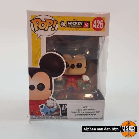 Funko POP! Disney Mickey Mouse apprentice 90th