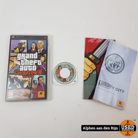 Grand theft auto Liberty city stories PSP