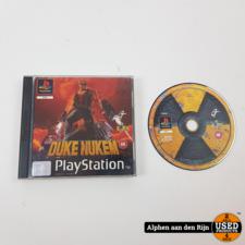 Duke nukem Playstation 1 - zonder boekje