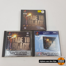 Fade to black ps1 (stock foto)
