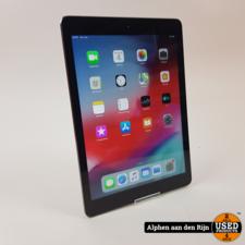 Apple iPad Air 32GB (accu minder) B-grade || Geen garantie