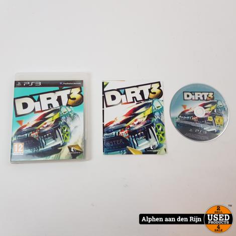 dirt 3 Playstation 3