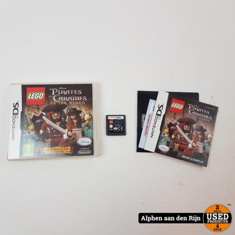Lego Pirates DS