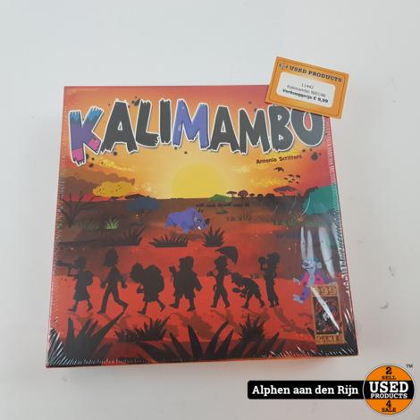 Kalimambo NIEUW