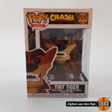 Funko POP! Crash bandicoot Tiny Tiger