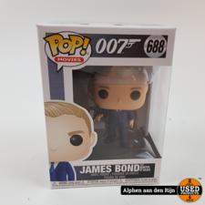 Funko POP! movies 007 james bond quantum of solace