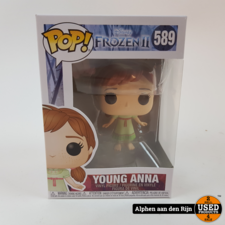 Funko POP! Disney frozen 2 anna young version