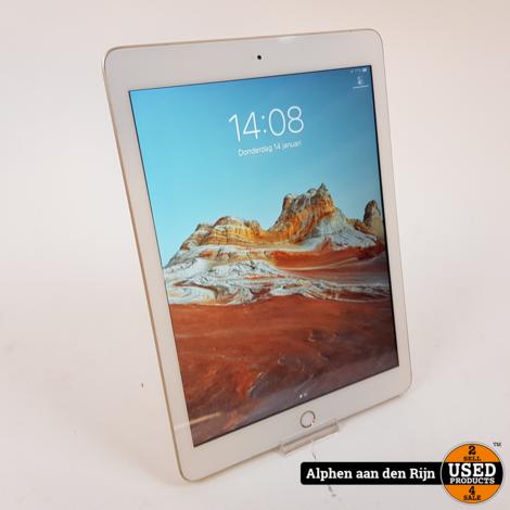 Apple iPad 5 2017 32gb met oplader