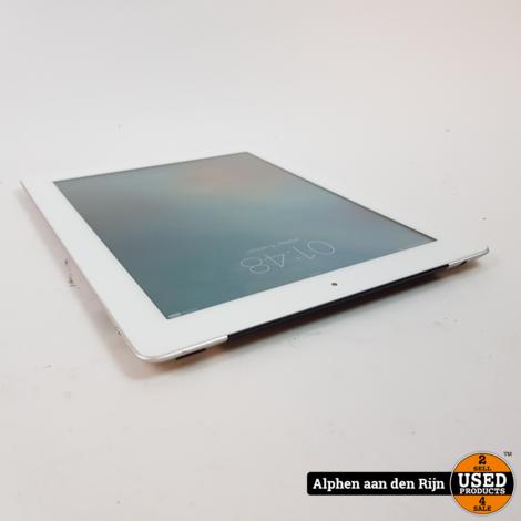 Apple iPad 3 64GB +3g silver