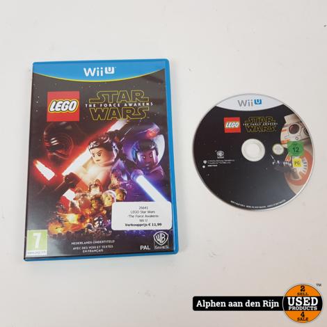 LEGO Star Wars - The Force Awakens voor Wii U