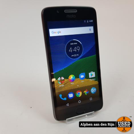 Motorola G5 + 3 maanden garantie