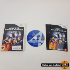 Fantastic four: rise of the silver surfer wii