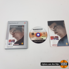Tekken tag tournament Playstation 2
