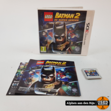 Lego Batman 2 3ds