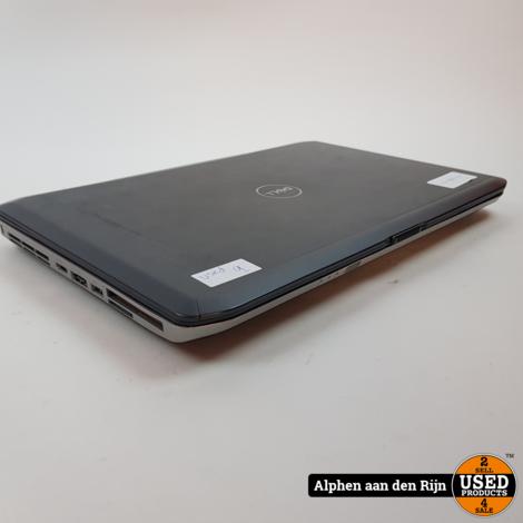 Dell Latitude E5530 Laptop    8GB    500GB    Office pakket