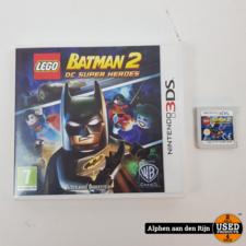 LEGO Batman 2 DC super heroes 3ds