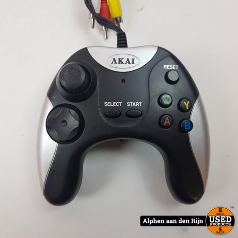 Akai ACVDS735 Portable DVD speler + games en controller