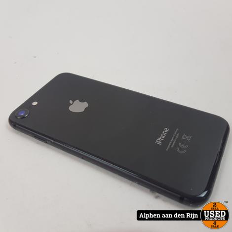 Apple iPhone 8 64gb black 84% gebruikt