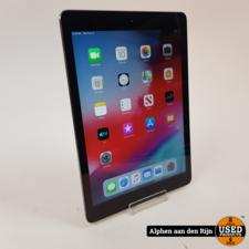 Apple iPad air 16gb met gebruikerssporren