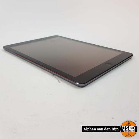 Apple iPad air 16gb met barstje