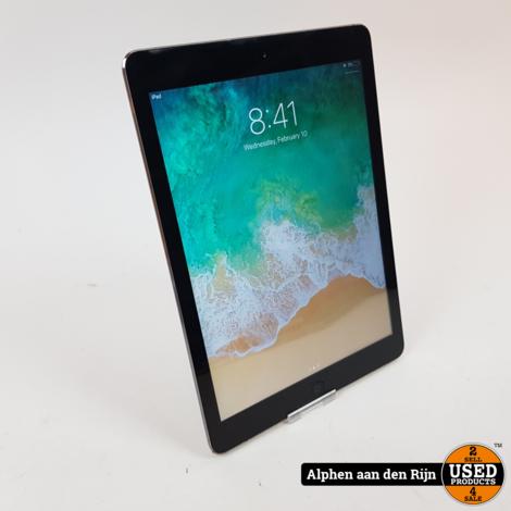 Apple iPad air 16gb || 3 maanden garantie