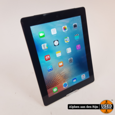 Apple ipad 3 16gb + 3g space grey