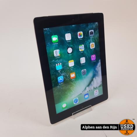 Apple ipad 4 32gb + 3g space grey