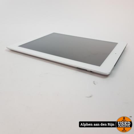 Apple iPad 2 16gb + 3g silver