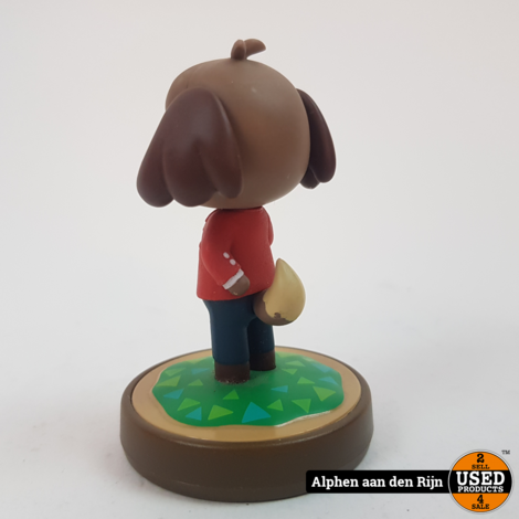 Amiibo Animal crossing Digby